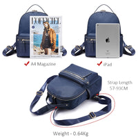 Women school bags female backpacks for girls teenagers