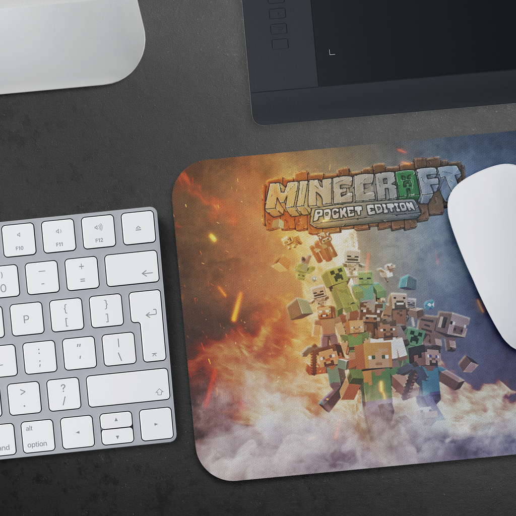 Minecraft Mouse Pad