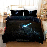 Star Wars Bedding 3D Home Textile Cool Bed Room For Kids - Lusy Store