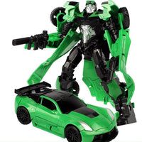 Transformers Toys Anime Action Figure ABS Robot Car Tank Plastic Model Gift For Kids AB153