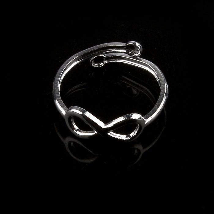 Women lucky Infinite Rings Good Luck Adjustable Size - Lusy Store