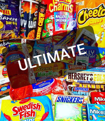 ULTIMATE Mystery American Candy Box *NEW*