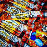 Highland Toffee Bar (10 Bars)