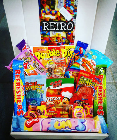 Retro Candy Box