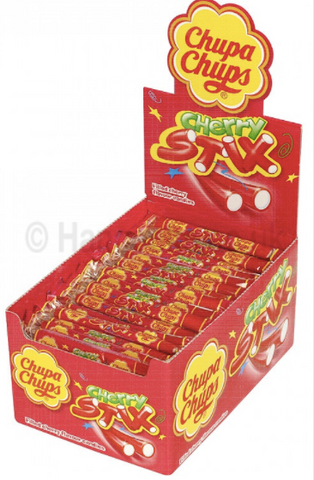 Cherry Stix (10 individual sticks)