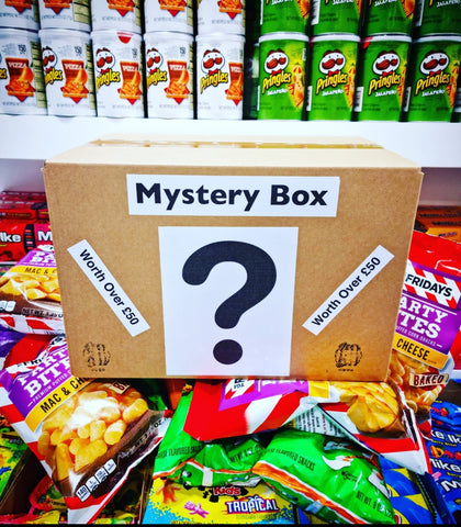 £50 Mystery Box - Limited Avaliability!