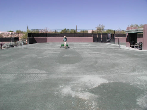 Winter Challenges for Clay Courts