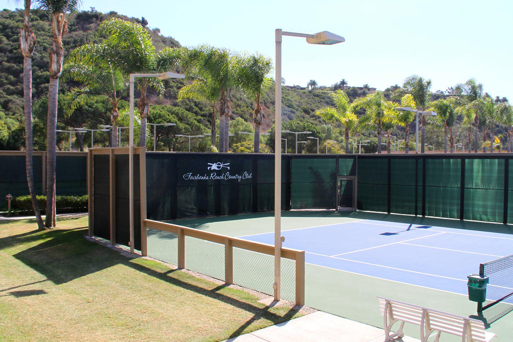 LED Lighting for Tennis – Is It Really Here?