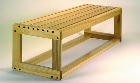 Dent-Saver Indoor Bench