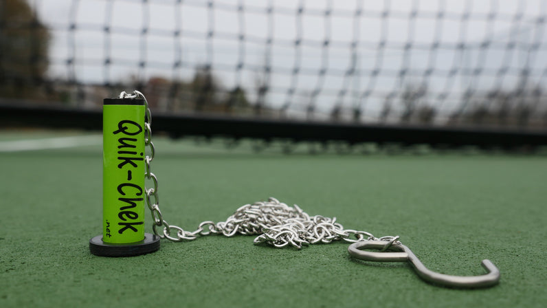 Quik-Chek for Pickleball Nets