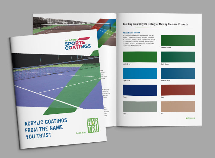 Professional Resources for Har-Tru Sports Coatings