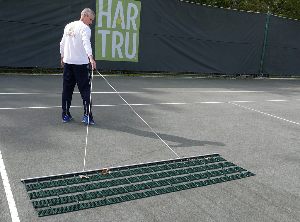 How To Maintain Clay Courts Har Tru