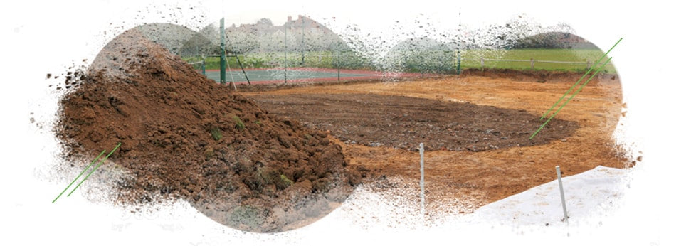 Building And Owning Clay Tennis Courts