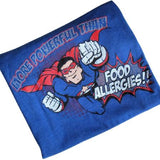 more powerful food allergy t-shirt