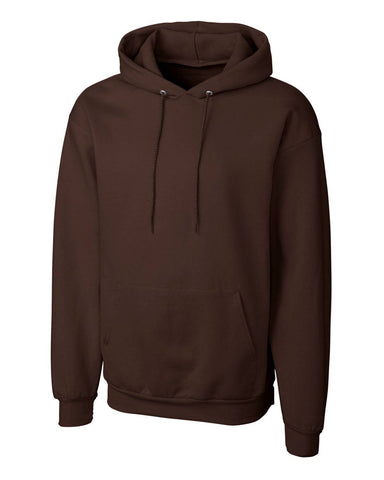 Warehouse Collection Brown Youth Hoodie with front pocket