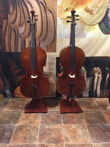 Twin Cellos Greek Tile Community Submission