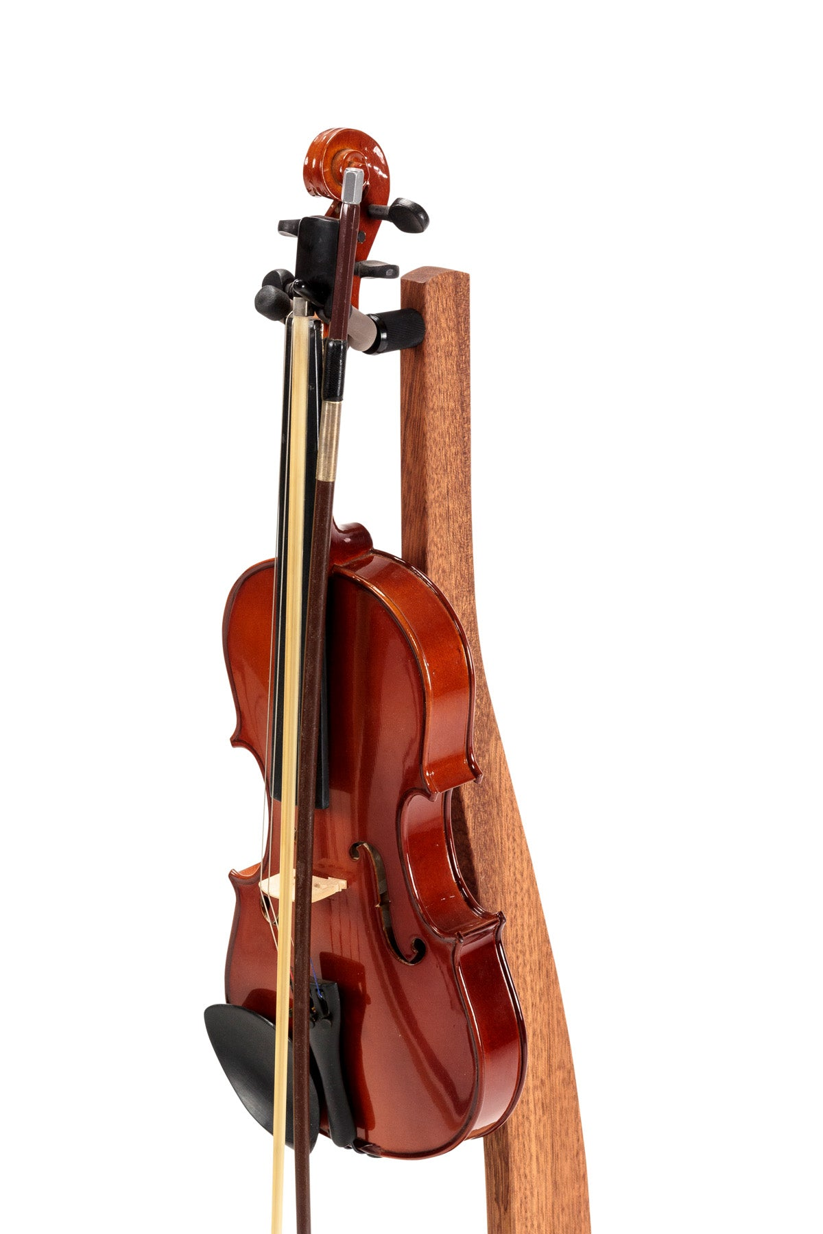Zither Violin Stand Bow Hanger Detail