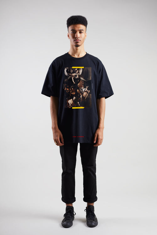 7 Acts Of Mercy Tee | Black