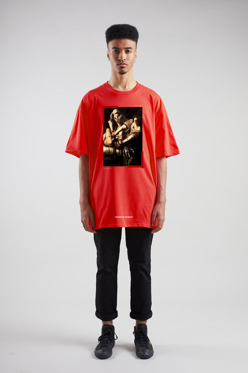 Betrayal Tee | Red