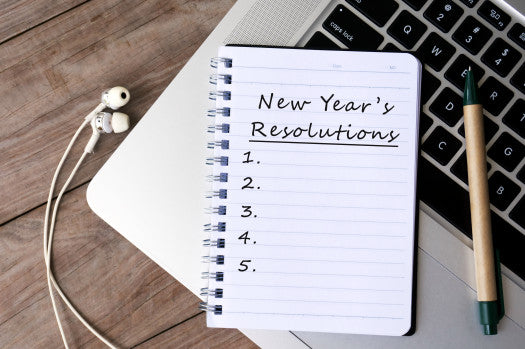 Our Top 5: New Years Resolutions