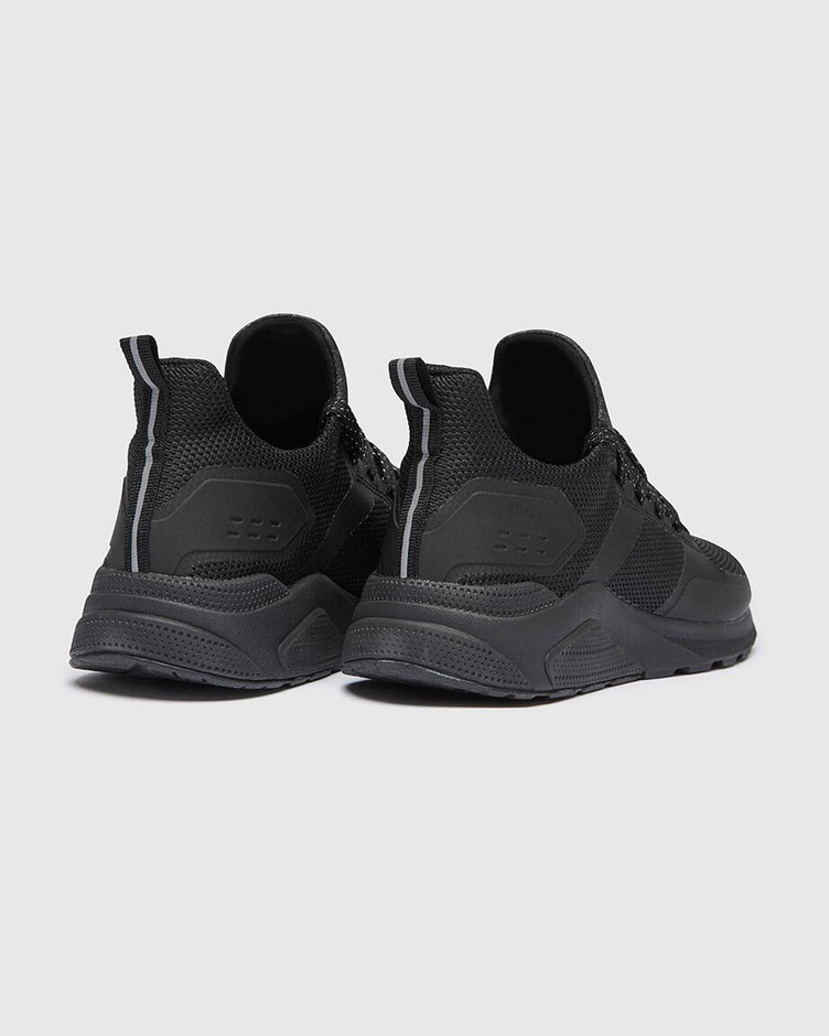 CT 150 Mens Trainer Black Mono