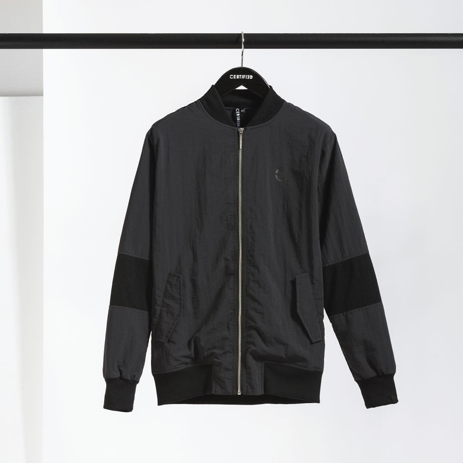 Anata Bomber Jacket Black