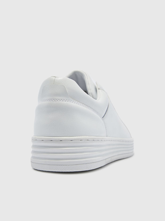 Armie Mens Trainer White