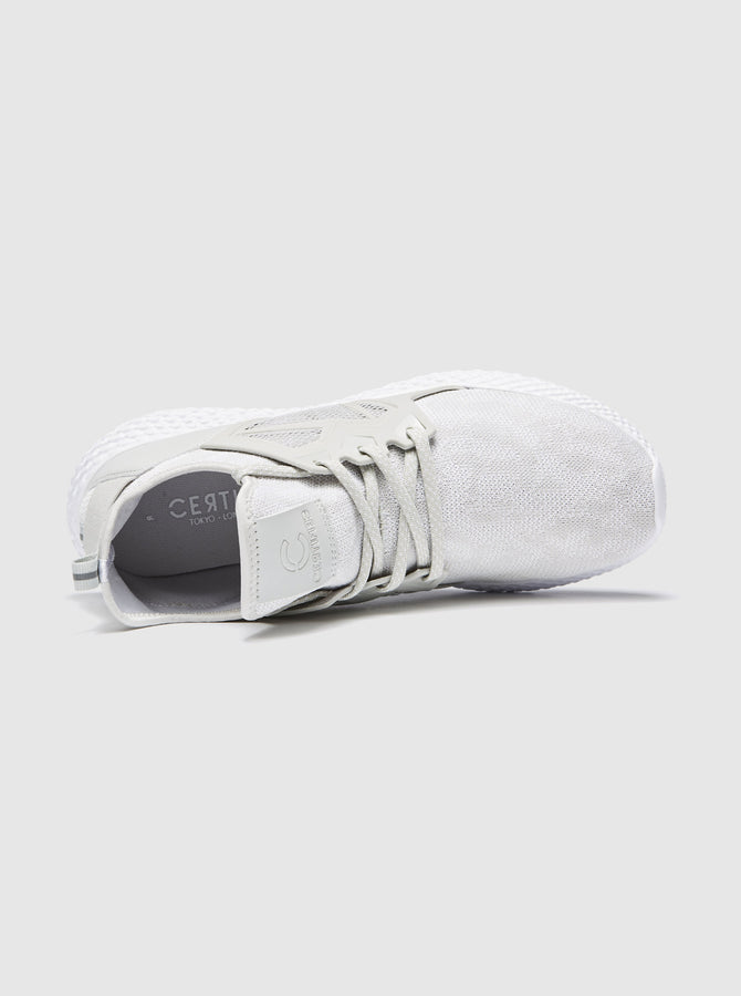 CT 1000 Mens Trainer Light Grey-White
