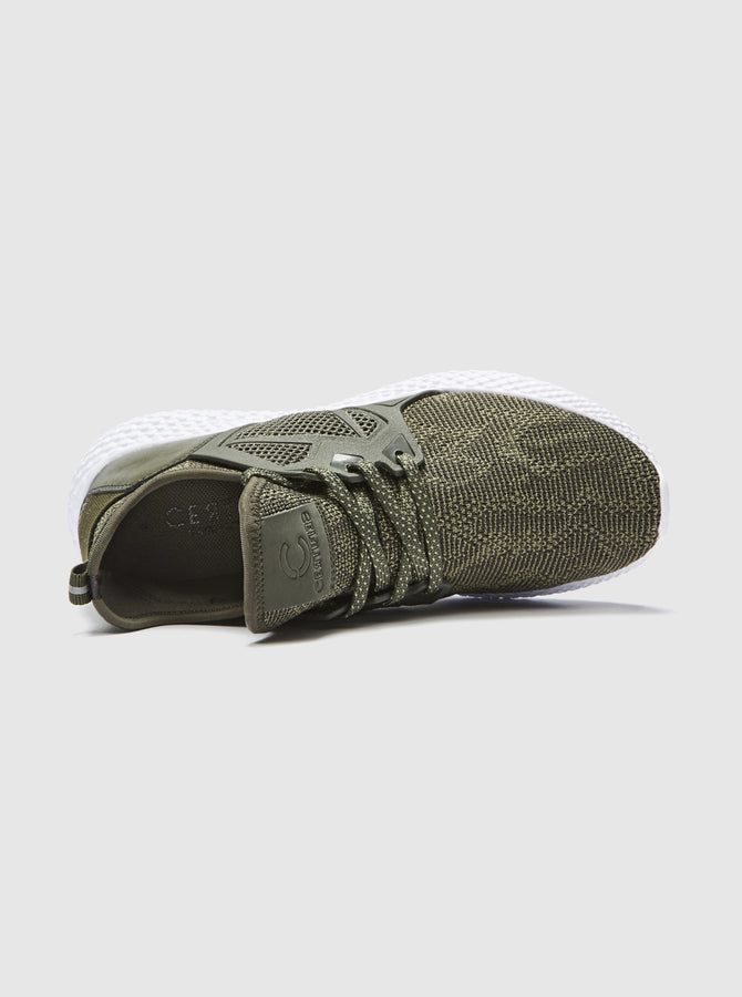 CT 1000 Mens Trainer Khaki
