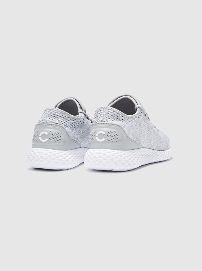 CT 650 Mens Runner Light Grey / White