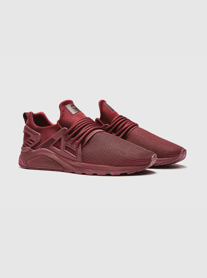 CT 8000 Sock Runner Burgundy