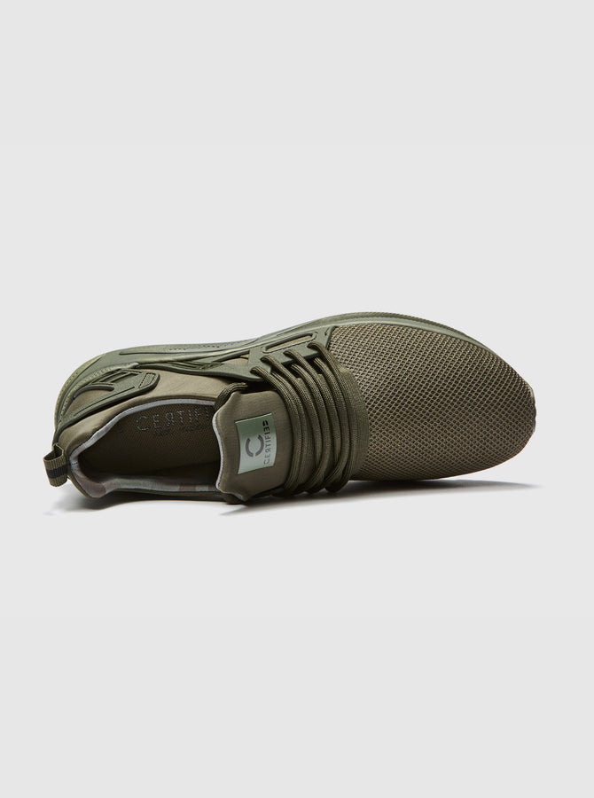CT 8000 Mens Trainer Khaki