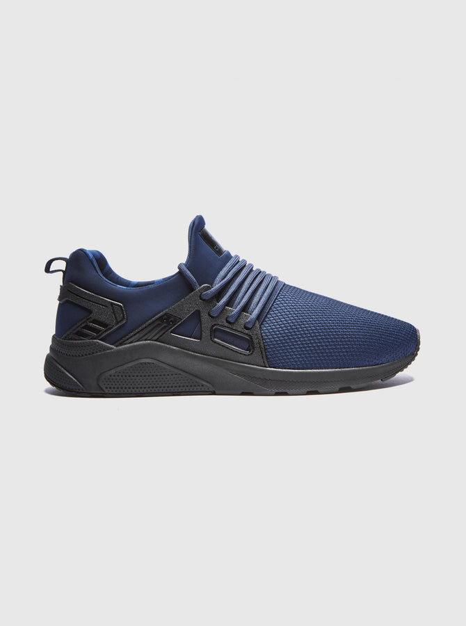 CT 8000 Mens Trainer Navy-Black
