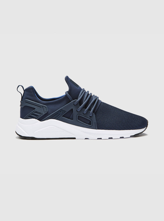 CT 8000 Mens Trainer Navy