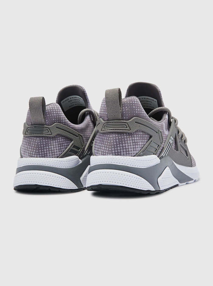 CT 8000 Mens Trainer Grey/White