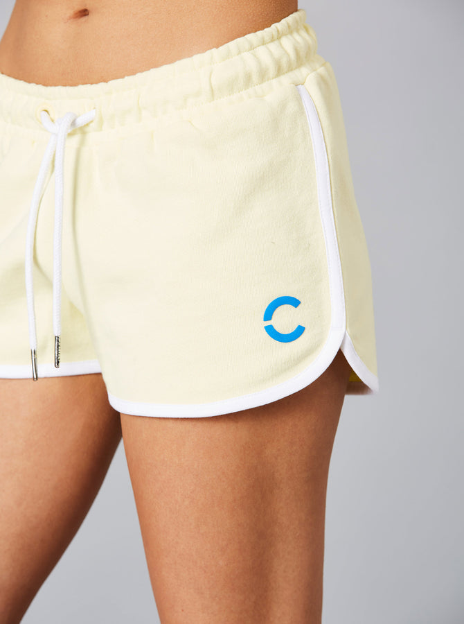 Starfish Shorts Yellow