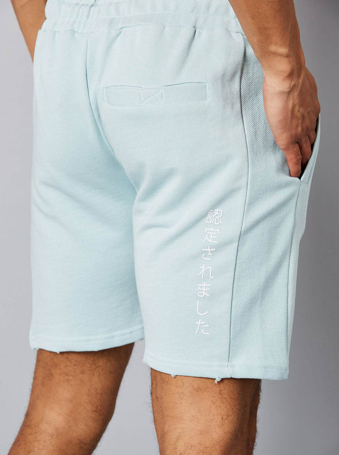 Kasuno Mens Shorts Sterling Blue