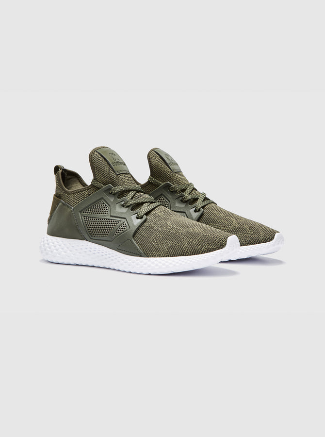 CT 1000 Junior Trainer Khaki-White