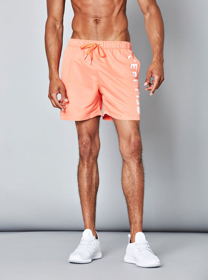 Konan Swimshort Salmon