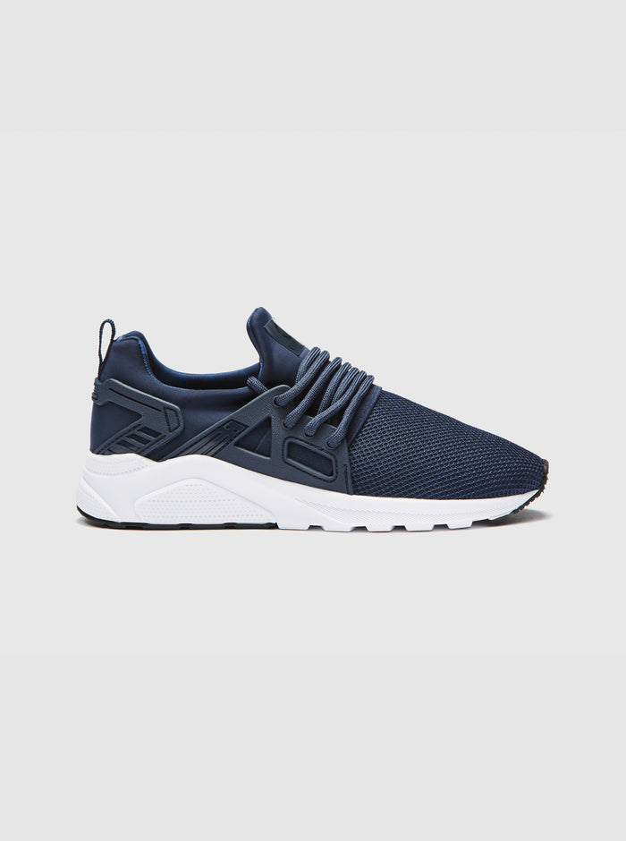 CT 8000 Junior Sock Runner Navy