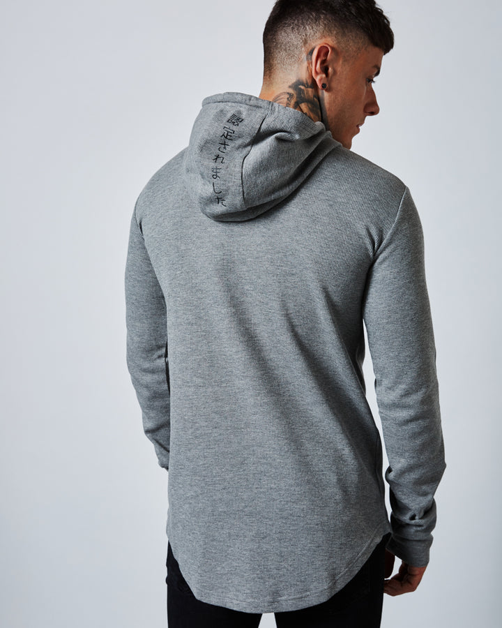 TOGANE DARK GREY MARL TEE