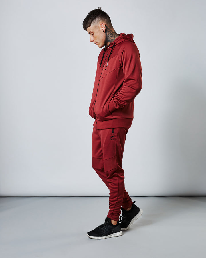 KAMAGAYA OX BLOOD RED JACKET