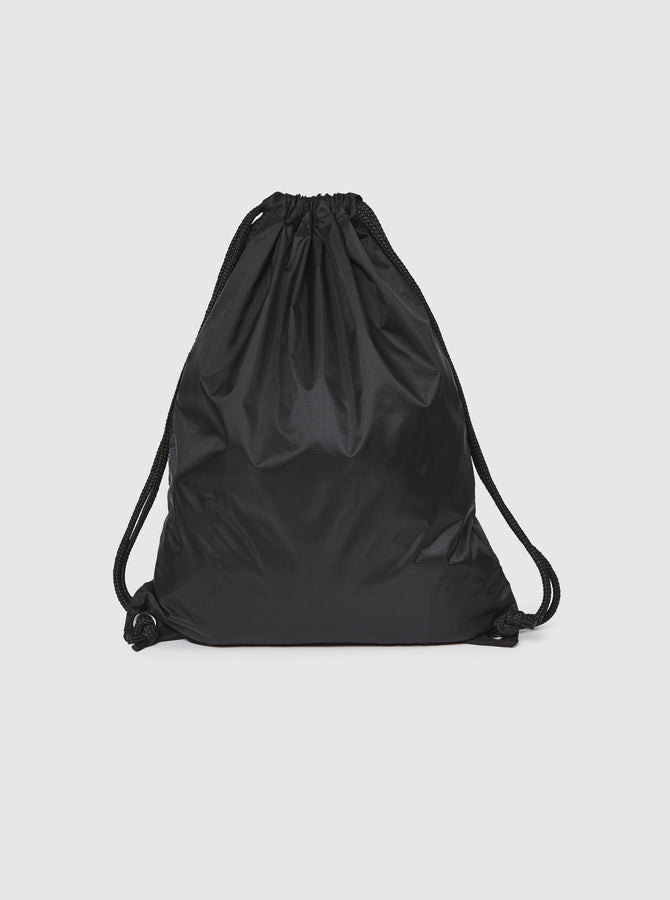 Trenk Drawstring Bag Black