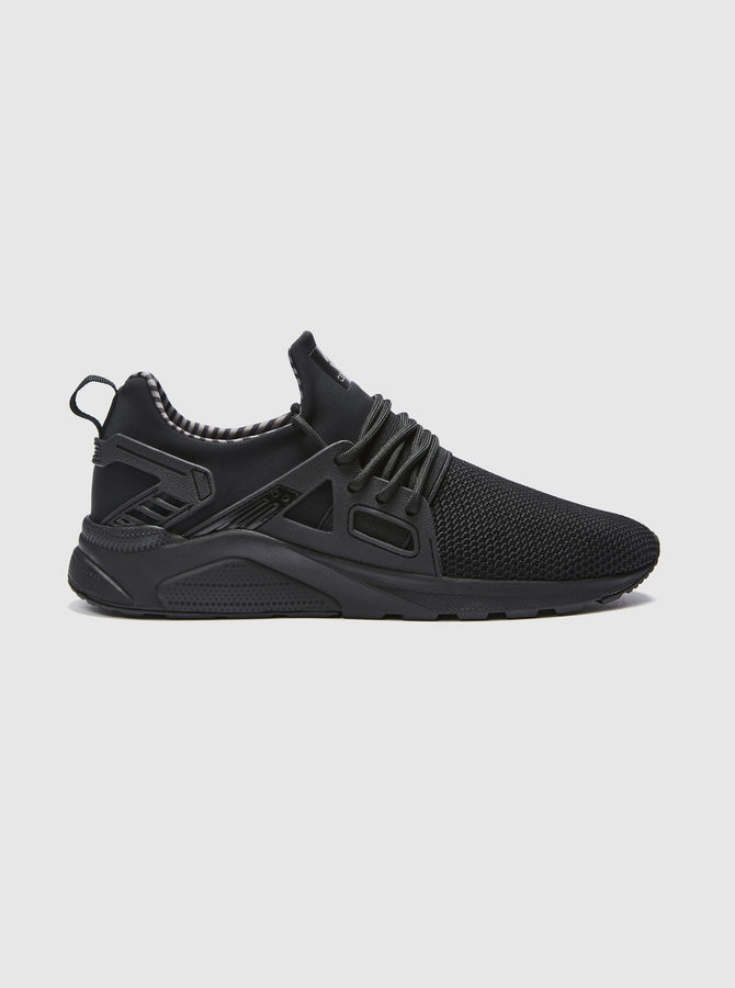 CT 8000 Mens Trainer Black Mono