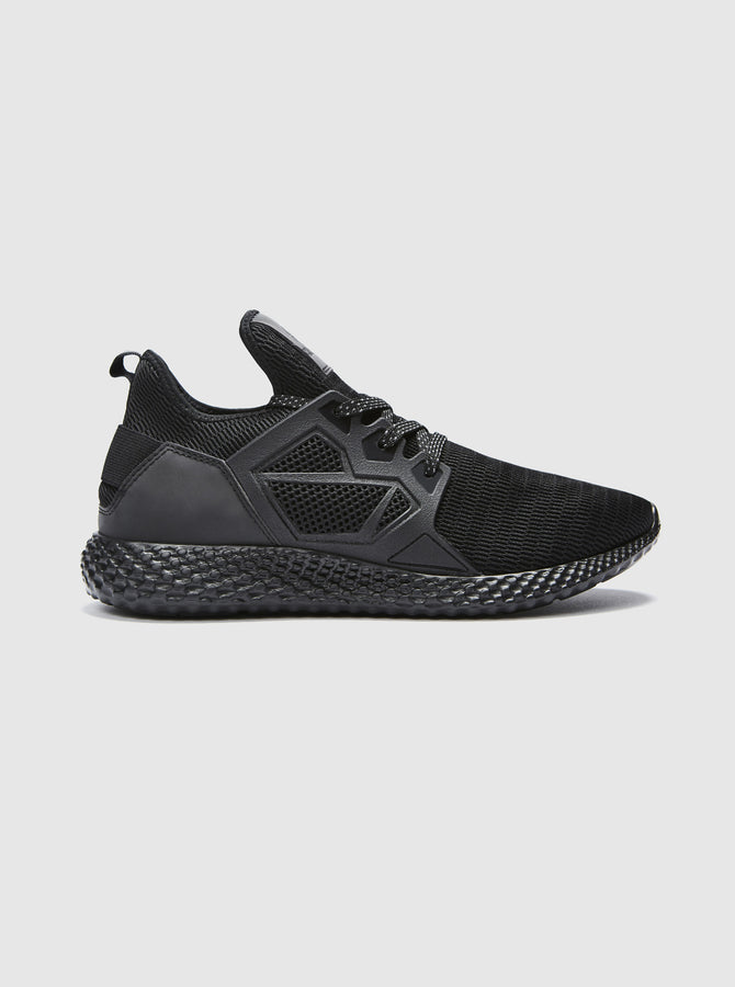 CT 1000 Mens Trainer Black
