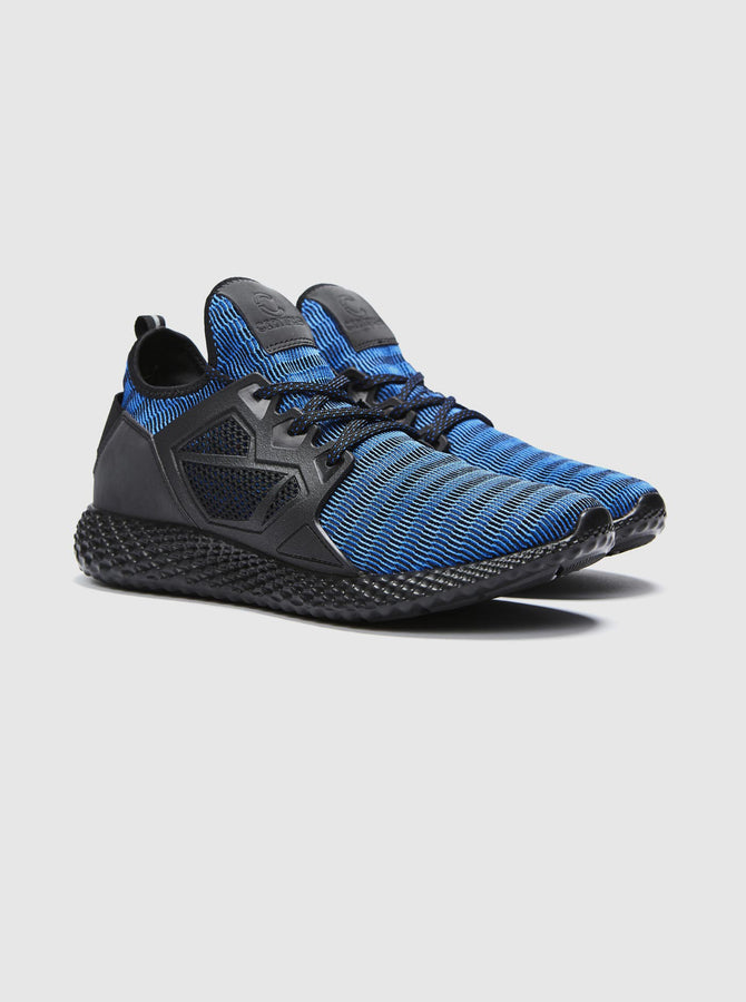 CT 1000 Mens Trainer Black-Blue