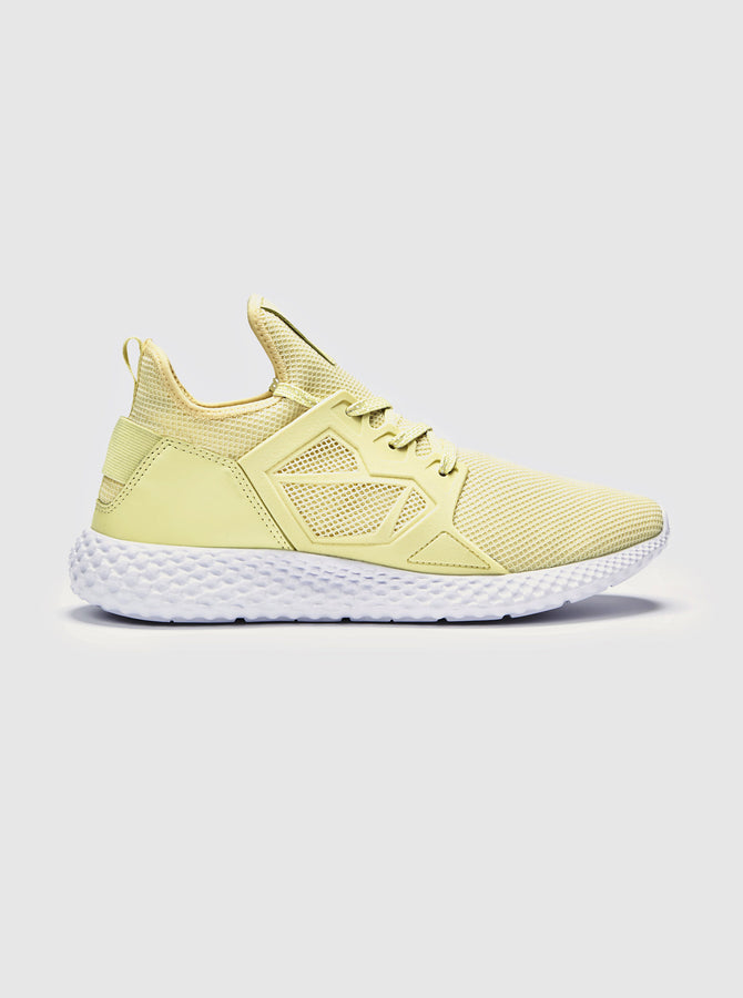 CT 1000 Mens Trainer Yellow-White