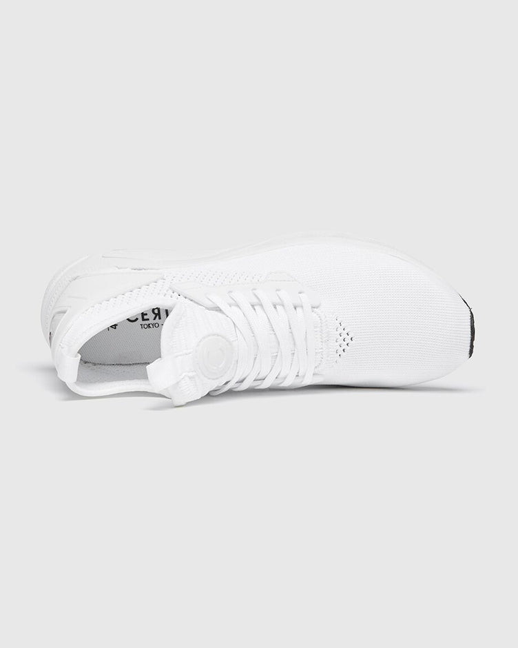 CT10 Mens White Runner