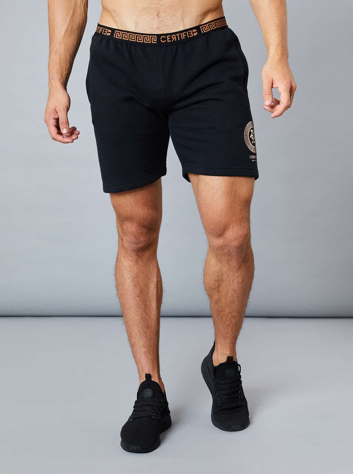 Hida Mens Shorts Black