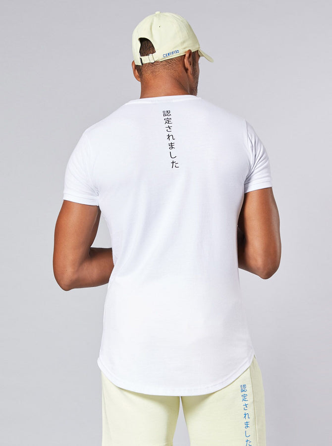 Itaka Mens T-Shirt White